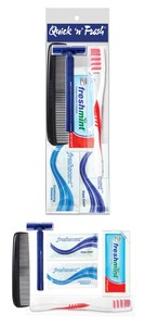 Quick N Fresh Unisex Hygiene  Kit