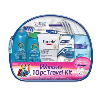 Women's Hygiene Kit 10 pc.