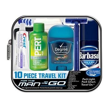 Men's Hygiene Kit 10 pc.