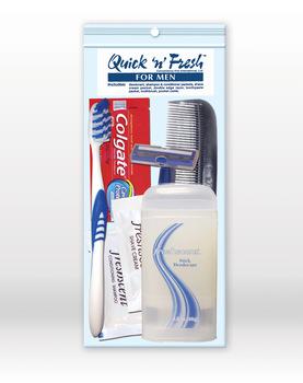 Quick N Fresh Men's Kit