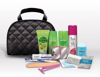 Woman on the Go 15 pc Fructis Premium Travel Kit