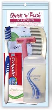Quick N Fresh Women's Hygiene Kit