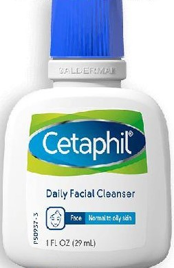 Cetaphil Daily Facial Cleanser  1 oz.