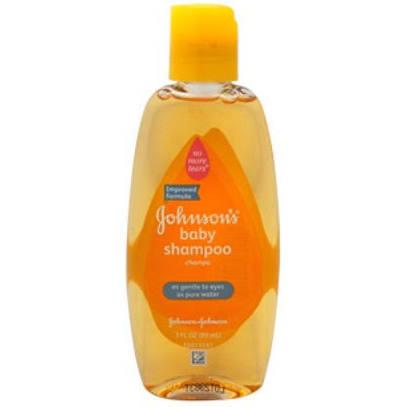J and J Baby Shampoo 3 oz.